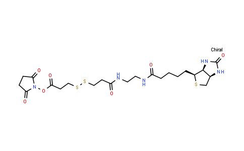 MC457361 | 142439-92-7 | Biotin-bisamido-SS-NHS