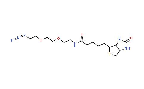 1910803-72-3 | Biotin-PEG2-azide