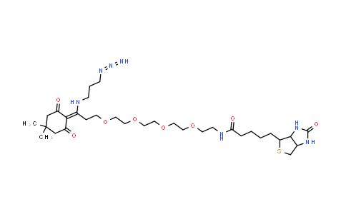1802907-93-2 | Dde Biotin-PEG4-azide