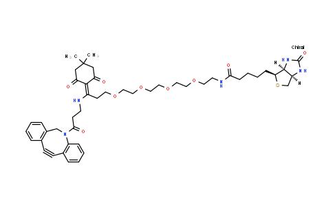 MC457383 | 1807512-43-1 | Dde Biotin-PEG4-DBCO
