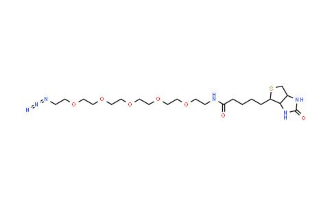 1163732-89-5 | Biotin-PEG5-azide