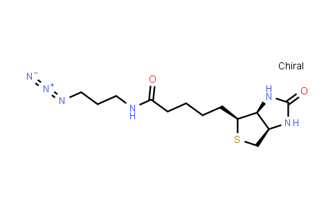 908007-17-0   N-(3-Azidopropyl)biotinamide