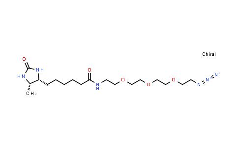 1426828-06-9 | Desthiobiotin-PEG3-Azide