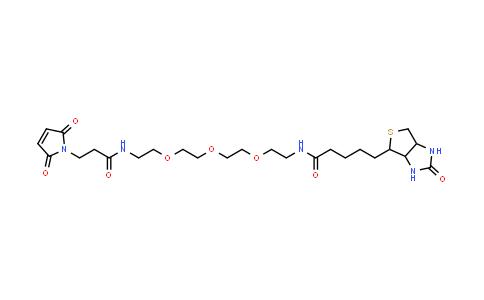 MC457396 | 1431618-70-0 | Biotin-PEG3-Mal