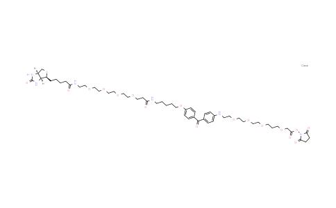 MC457399 | 1628029-01-5 | UV-Tracer Biotin NHS Ester