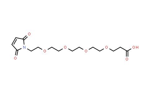 518044-41-2   Mal-PEG4-Acid