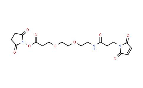 955094-26-5 | Mal-amido-PEG2-NHS