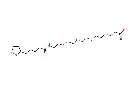 1314378-10-3 | Lipoamido-PEG4-acid