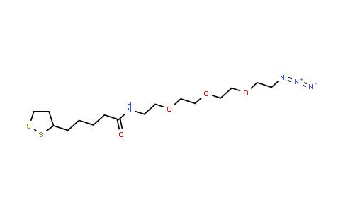 890016-39-4 | 硫辛酸-PEG3-叠氮