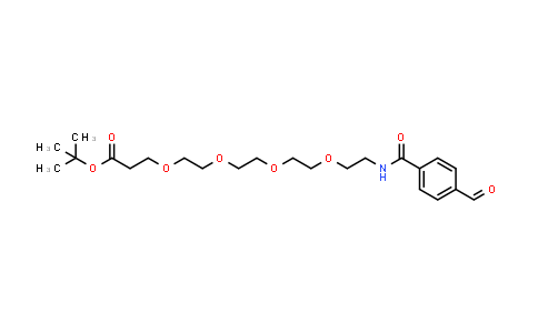 1807518-64-4 | Ald-Ph-PEG4-COOtBu