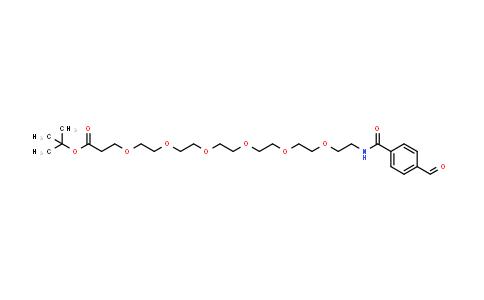 2055013-49-3   Ald-Ph-PEG6-COOtBu