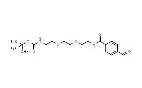 1807503-90-7 | Ald-Ph-PEG3-NHBoc