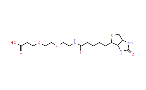 1365655-89-5 | Biotin-PEG2-COOH