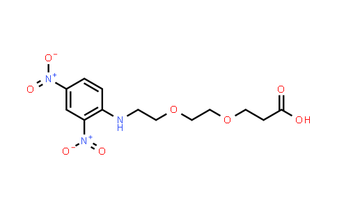 MC457505   1353011-89-8   DNP-PEG2-acid