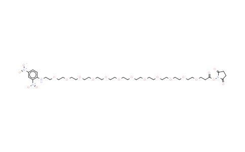 1334178-01-6 | DNP-PEG12-NHS ester