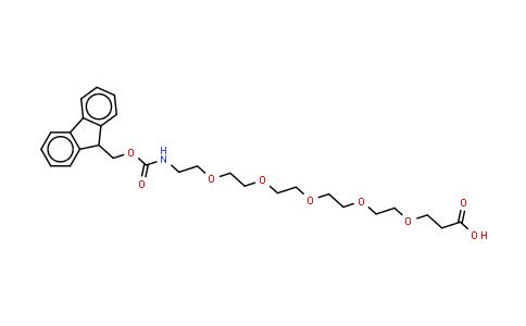 MC457516 | 882847-32-7 | Fmoc-N-amido-PEG5-acid