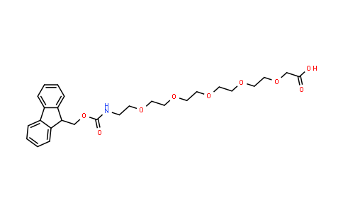 MC457531 | 635287-26-2 | Fmoc-NH-PEG5-CH2COOH
