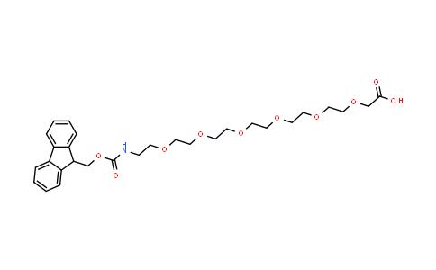 MC457532 | 437655-96-4 | Fmoc-NH-PEG6-CH2COOH