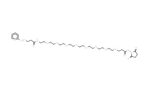 MC457609 | 1252257-56-9 | SPDP-PEG8-NHS ester