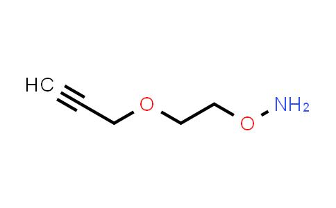 MC457849 | 1895922-69-6 | Aminooxy-PEG1-propargyl HCl salt