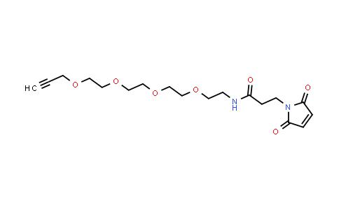 DY457853 | 1609651-90-2 | Propargyl-PEG4-Maleimide