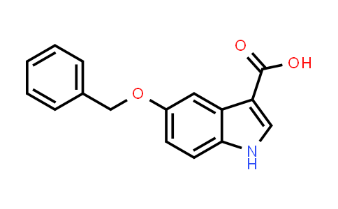 DY457864 | 177941-16-1 | 5-Benzyloxy-1H-indole-3-carboxylic acid