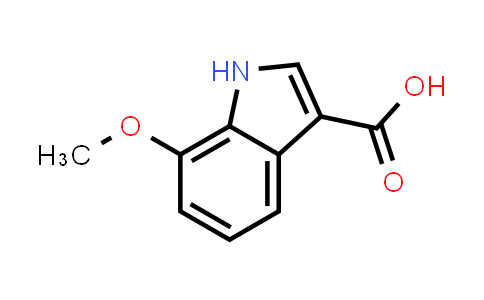 DY457866 | 128717-77-1 | 7-Methoxy-1H-indole-3-carboxylicacid