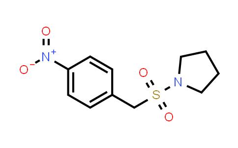 DY457901 | 340041-91-0 | 1-((4-Nitrobenzyl)sulfonyl)pyrrolidine