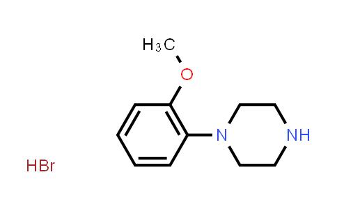 MC458060 | 100939-96-6 | 1-(2-METHOXYLPHENYL)-PIPERAZINE HYDROBROMIDE