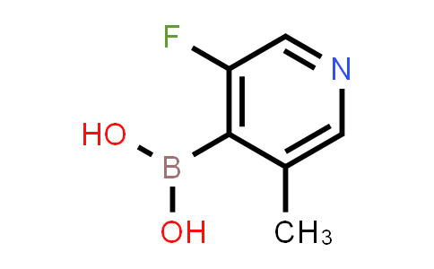 MC458078 | 1072952-44-3 | 3-FLUORO-5-METHYLPYRIDINE-4-BORONIC ACID