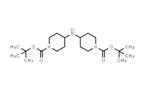 1404196-18-4 | di-tert-butyl 4,4′-azanediyldipiperidine-1-carboxylate