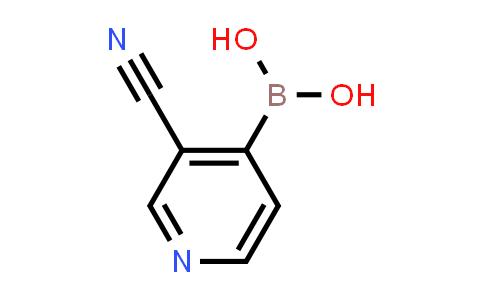 DY458083   874290-89-8   3-CYANOPYRIDINE-4-BORONIC ACID