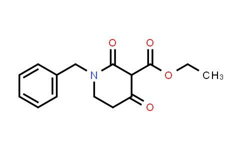 198417-15-1 | ethyl 1-benzyl-2,4-dioxopiperidine-3-carboxylate