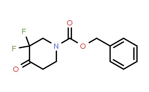 1283720-88-6 | benzyl 3,3-difluoro-4-oxopiperidine-1-carboxylate