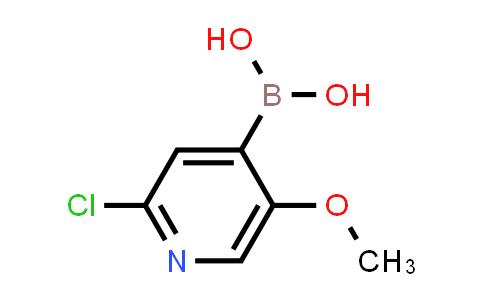 1072945-98-2 | 2-CHLORO-5-METHOXYPYRIDINE-4-BORONIC ACID