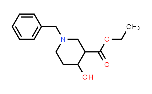 MC458125 | 956010-25-6 | ethyl 1-benzyl-4-hydroxypiperidine-3-carboxylate