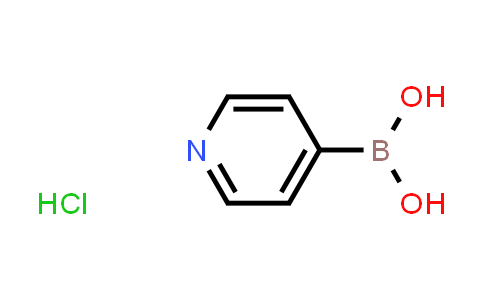 MC458131 | 913835-65-1 | PYRIDINE-4-BORONIC ACID HYDROCHLORIDE