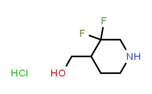 1783945-29-8 | (3,3-difluoropiperidin-4-yl)methanol hydrochloride