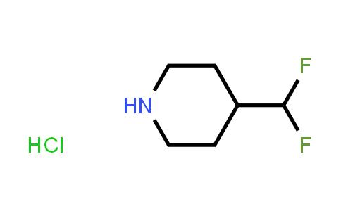 1283717-58-7   4-(difluoromethyl)piperidine hydrochloride