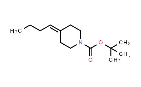 MC458144 | 1198287-32-9 | tert-butyl 4-butylidenepiperidine-1-carboxylate