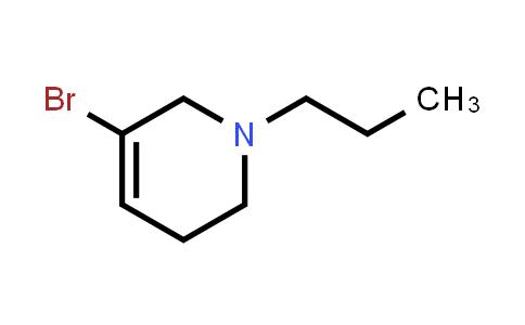 1221818-87-6 | 3-bromo-1-propyl-1,2,5,6-tetrahydropyridine