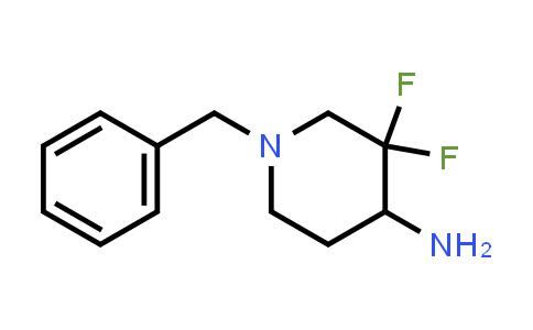 1039741-55-3 | 1-benzyl-3,3-difluoropiperidin-4-amine