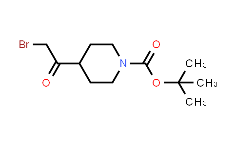 301221-79-4   tert-butyl 4-(2-bromoacetyl)piperidine-1-carboxylate