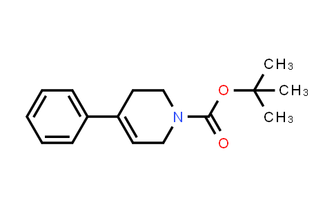 186347-72-8 | tert-butyl 4-phenyl-5,6-dihydropyridine-1(2H)-carboxylate