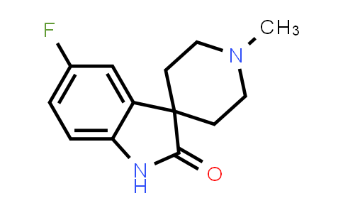 MC458187   1198283-83-8   5-Fluoro-1'-methylspiro[indoline-3,4'-piperidin]-2-one