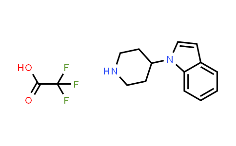 MC458189 | 1198286-07-5 | 1-(piperidin-4-yl)-1H-indole trifluoroacetate