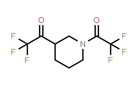 1159982-57-6 | 1,1′-(piperidine-1,3-diyl)bis(2,2,2-trifluoroethanone)