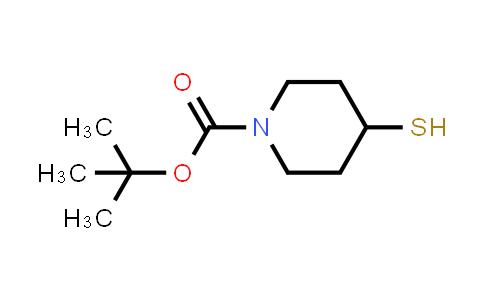 134464-79-2 | 1-N-Boc-4-Mercaptopiperidine