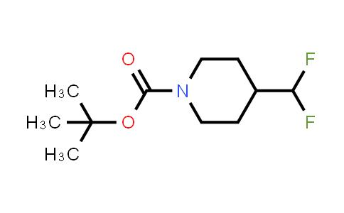 1093759-68-2 | tert-butyl 4-(difluoromethyl)piperidine-1-carboxylate