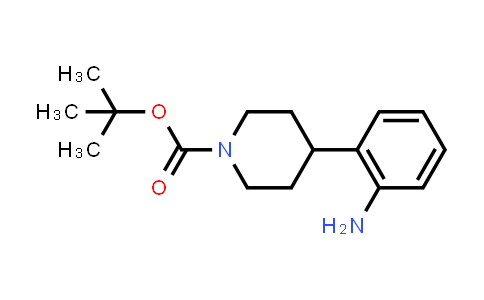199105-03-8 | 4-(2-Amino-phenyl)-piperidine-1-carboxylic acid tert-butyl ester